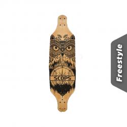 Longboard Board Scowl -...